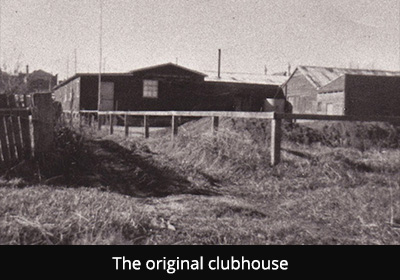 Glen Innes Services Club - original clubhouse